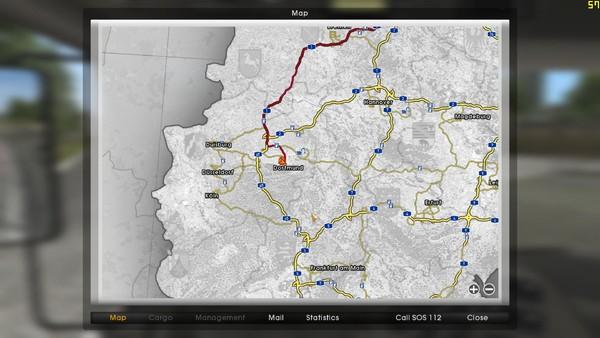 德国卡车模拟截图2高清图片
