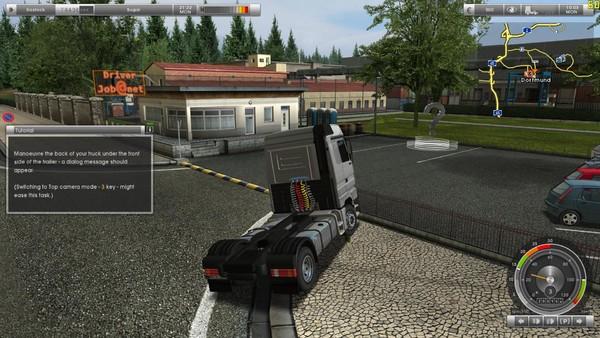 德国卡车模拟下载 单机游戏德国卡车模拟中文版下载高清图片