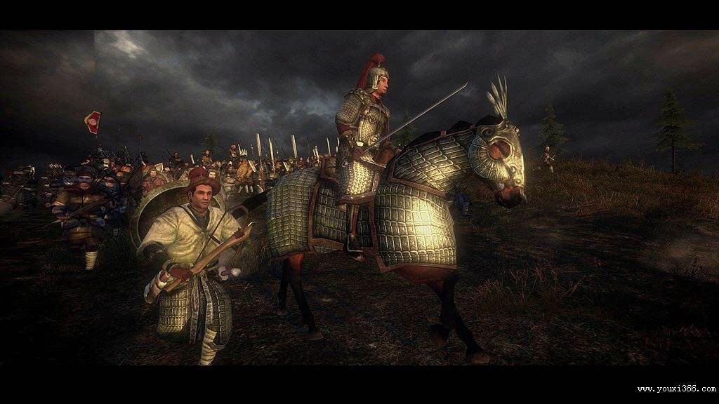 击剑与砍杀汉匈全面战争最新战团版骑马中级级别图片